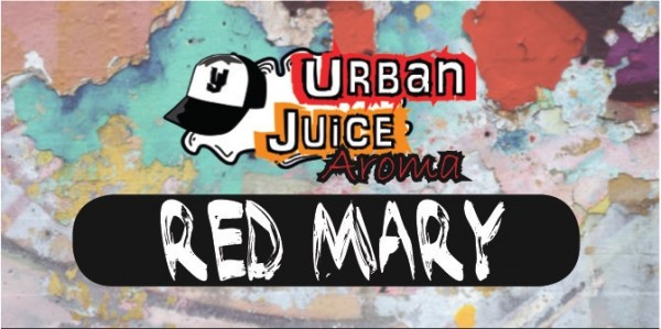 Urban Juice - Red Mary - 10ml Aroma