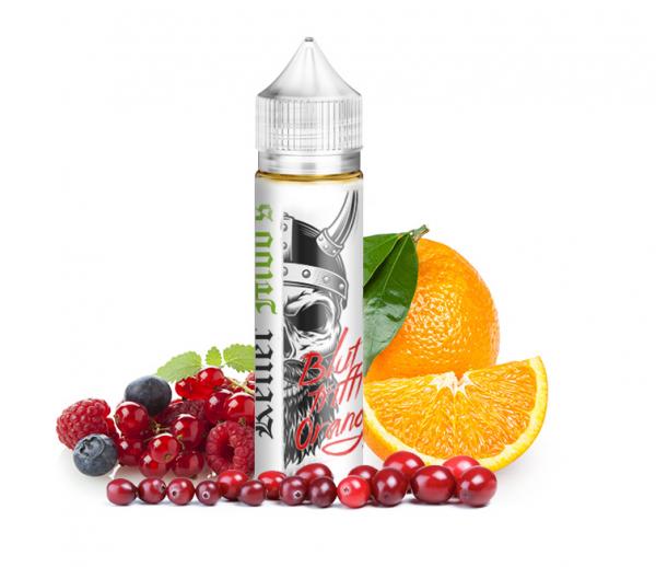 Keller Mod's - Blut trifft Orange 10ml Aroma