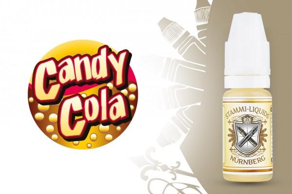 Stammi Liquids - Candy Cola 10ml Aroma MHD 11/18