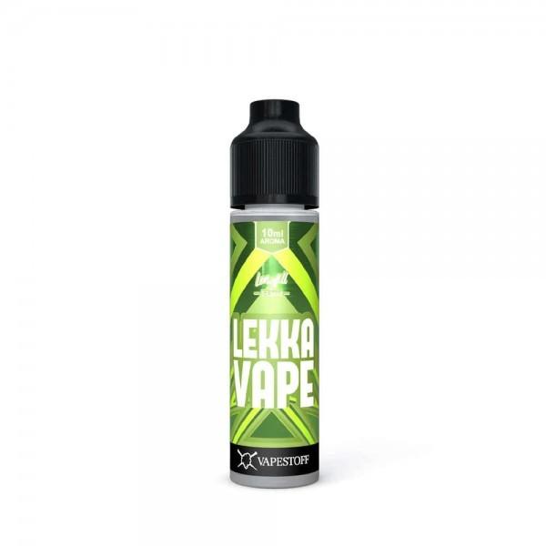 "GermanFlavours - Longfill LEKKA Vape ""Das Grüne"" 10ml Aroma"