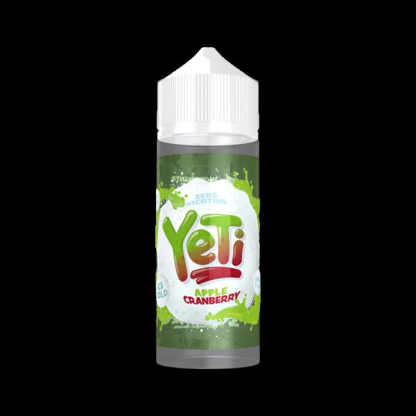 Yeti - Apple Cranberry 100ml (DIY Flavour-Konzentrat)