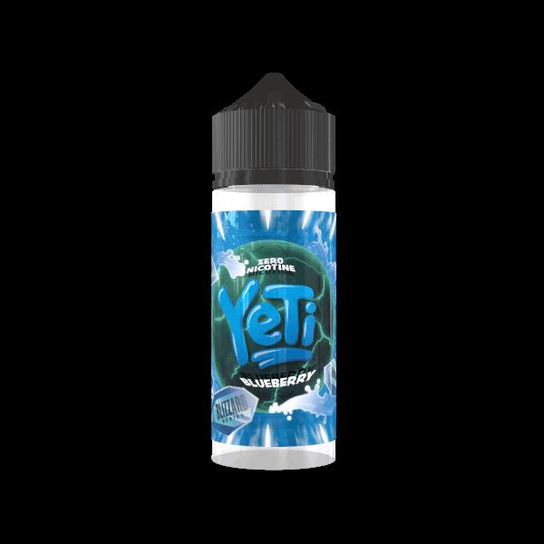 Yeti - Blizzard Blueberry 100ml (DIY Flavour-Konzentrat)