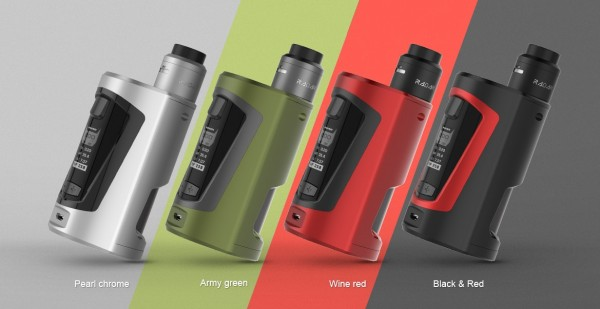 GeekVape - GBox Squonker Kit