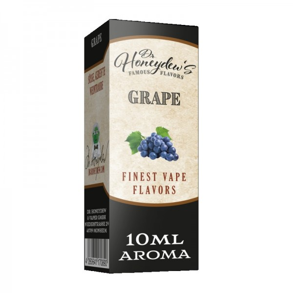 Dr. Honeydew - Grape 10ml Aroma