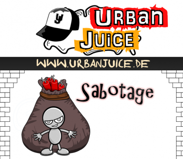 Urban Juice - Sabotage 10ml Liquid