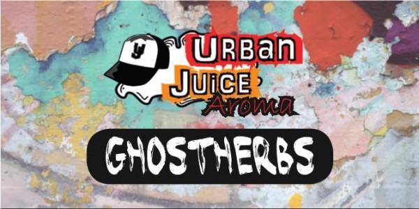 Urban Juice - Ghostherbs - 10ml Aroma