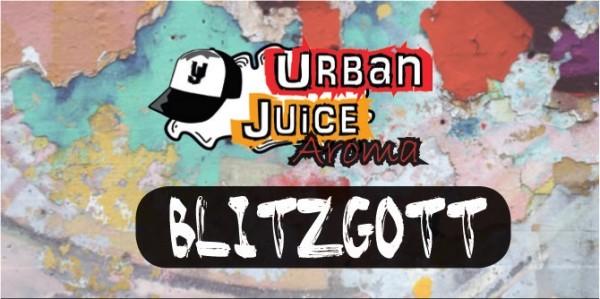 Urban Juice - Blitzgott - 10ml Aroma
