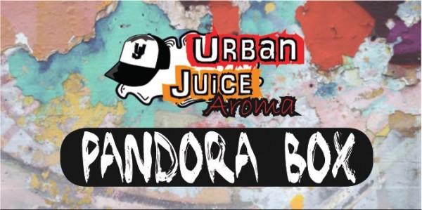 Urban Juice - Pandora Box - 10ml Aroma