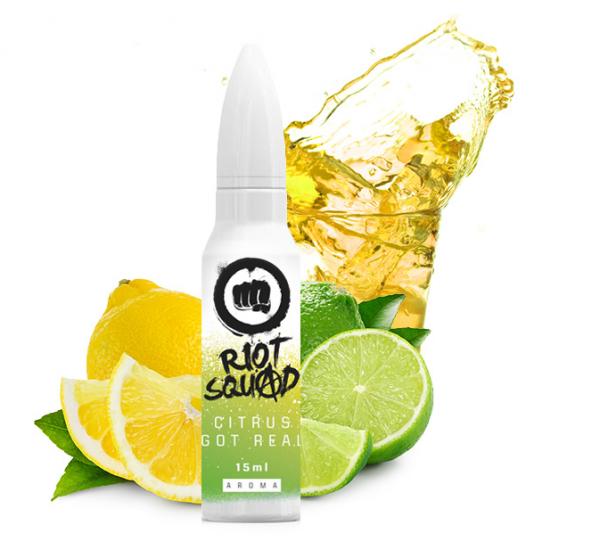 Riot Squad - Citrus got real 15ml Aroma