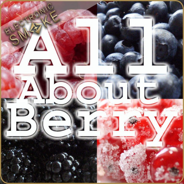 Triple Juice - All About Berry 10ml Aroma
