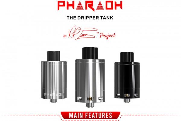 Digiflavor - Pharaoh - The Dripper Tank