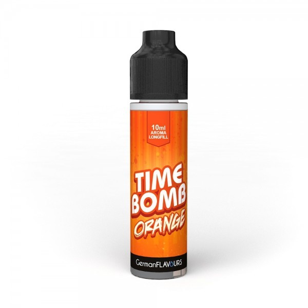 GermanFlavours - Longfill Time Bomb Orange 10ml Aroma