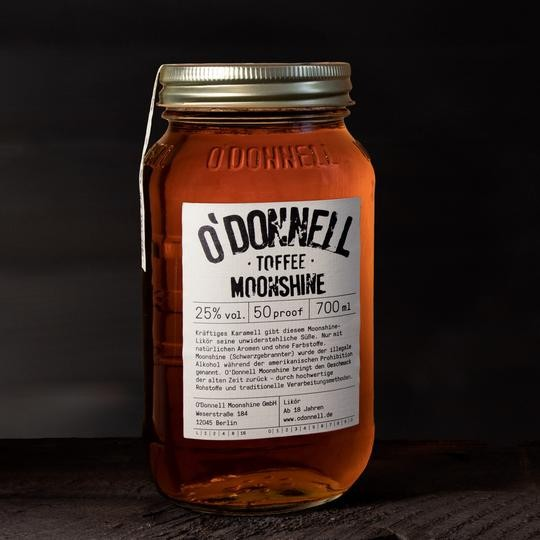 O´Donnell Moonshine - Toffee