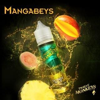 Twelve Monkeys - Mangabeys 50ml (DIY Flavour-Konzentrat)