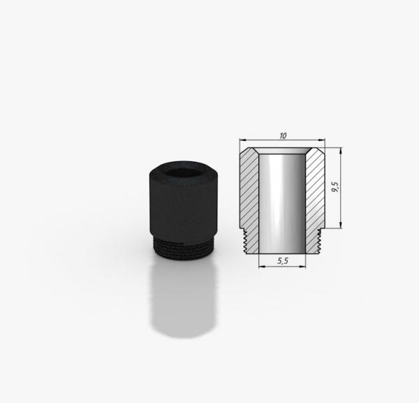 Kayfun 5 - Drip Tip POM tip 9,5mm