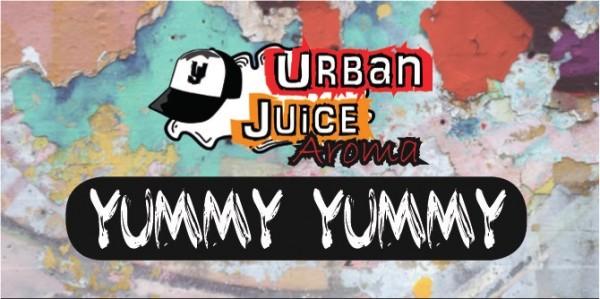 Urban Juice - Yummy Yummy - 10ml Aroma