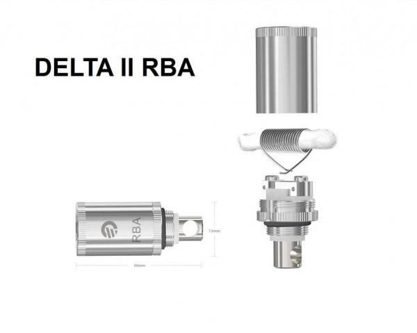 Joyetech Delta II RBA Set