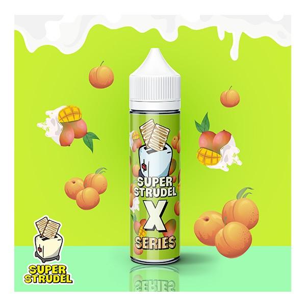 Beard Vape - Super Strudel Mango Peach 50ml (DIY Flavour-Konzentrat) (MHD 10/19)
