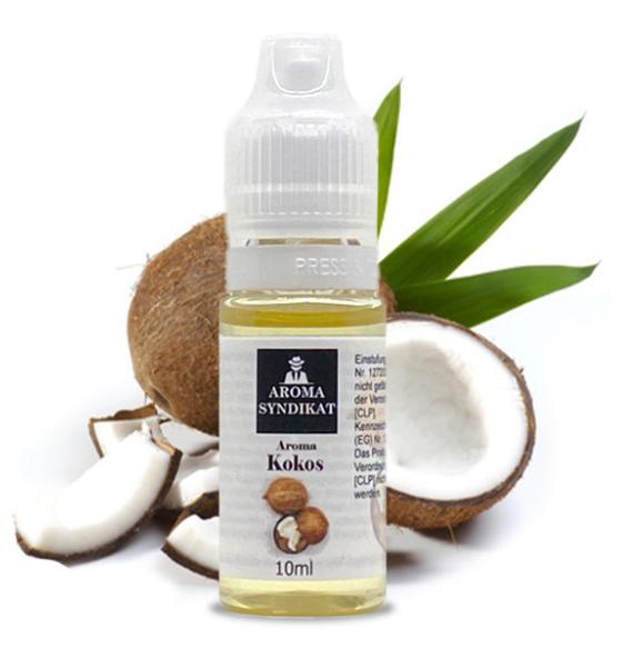 Aroma Syndikat - Kokos Aroma 10ml