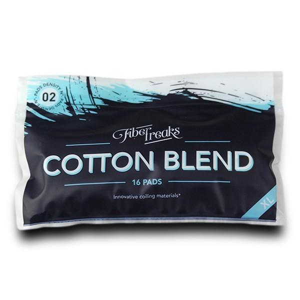 Fiber Freaks Cotton Blend Pads Density 2 XL