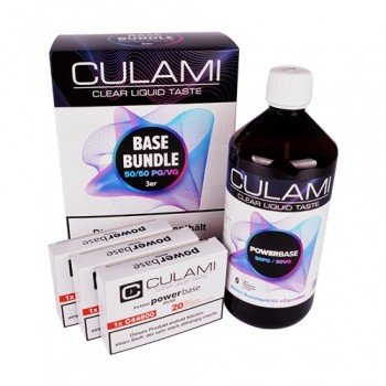 Culami - Basen Bundle 50PG/50VG 3mg