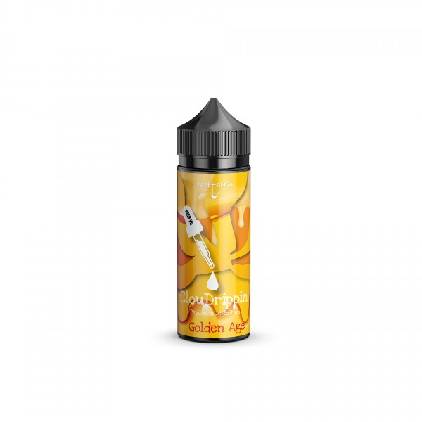 Vapehansa - Cloudrippin´ Psychedelic Edition - Golden Age 20ml Aroma