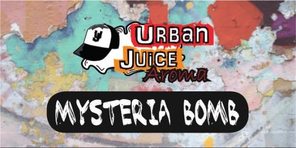 Urban Juice - Mysteria Bomb - 10ml Aroma