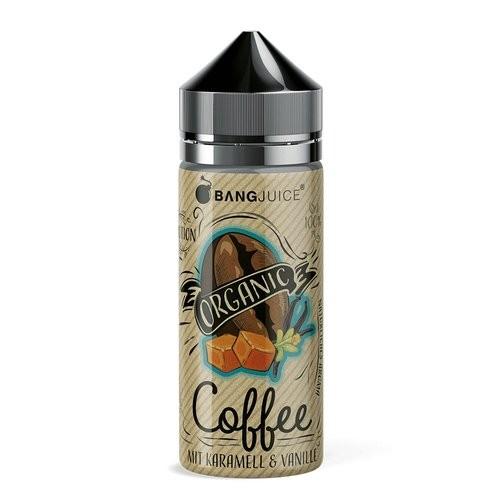 Bang Juice - Organic - Coffee 100ml (DIY Flavour-Konzentrat)