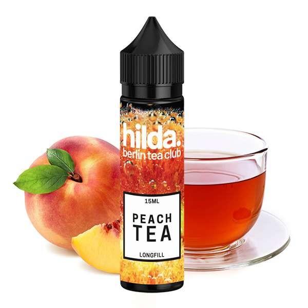 Hilda - Peach Tea 15ml Aroma Longfill
