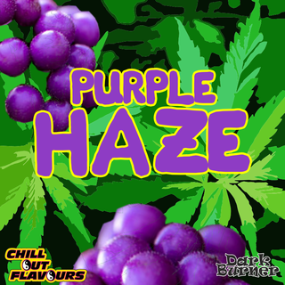 Dark Burner - Chillout - Purple Haze 10ml Aroma