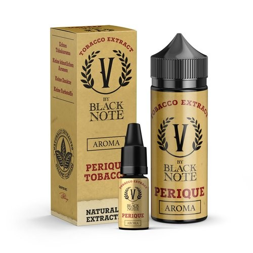 V by Black Note - Perique 10ml Aroma Longfill