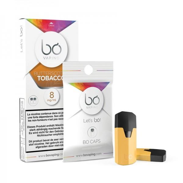 Liquidpod BO - Butterscotch Tobacco (2er Pack)