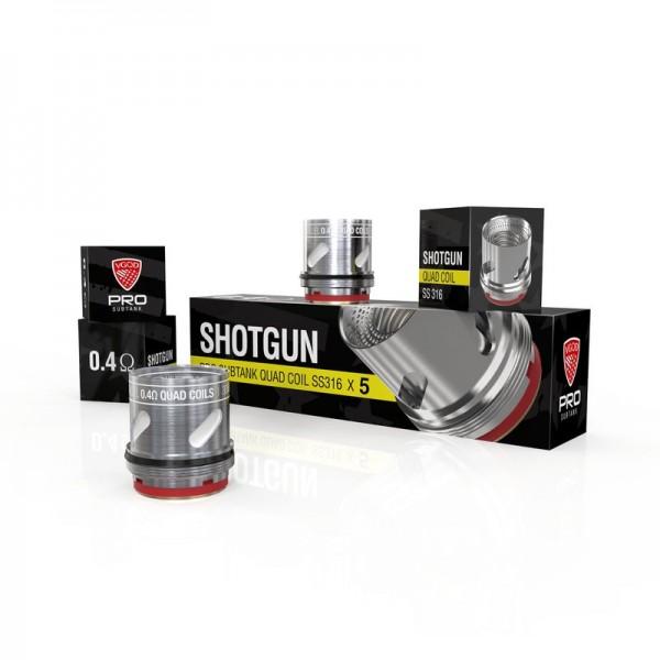 VGOD - PRO SubTank Coils 5er Set Spule