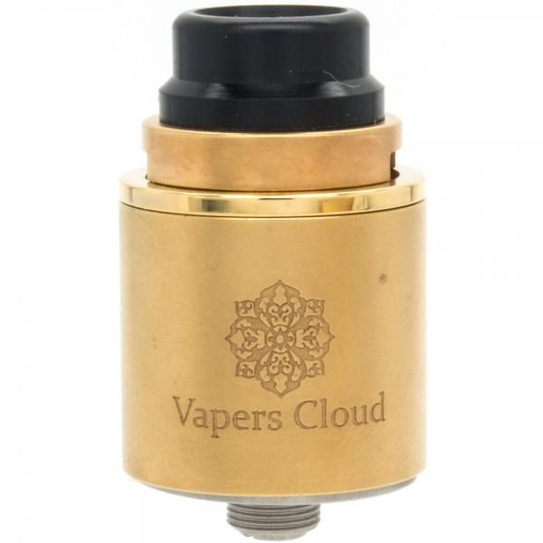 Vapers Cloud - Raven V2 RDA - 24K Gold
