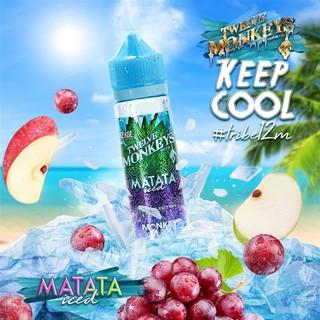 Twelve Monkeys - Ice Age - Matata Iced 50ml (DIY Flavour-Konzentrat)