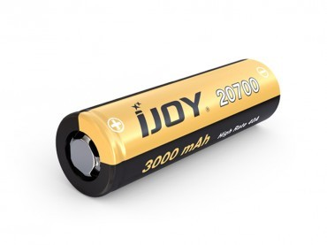 iJoy 20700 Li-Ion Akku 3,6V - 3,7V 3000mAh 40A