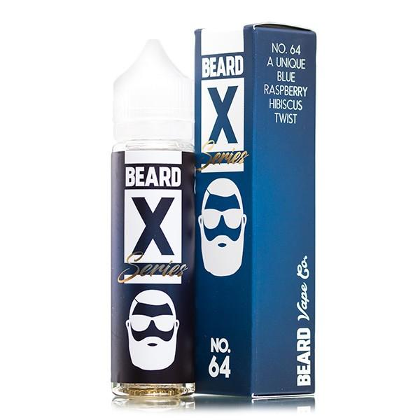 Beard Vape - X Series - No.64 50ml (DIY Flavour-Konzentrat) (MHD 8/19)
