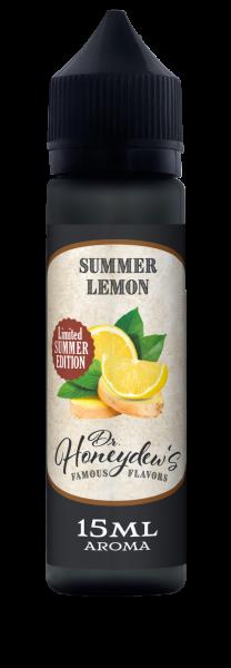 Dr. Honeydew - Longfill Summer Lemon 15ml Aroma Limited Summer Edition