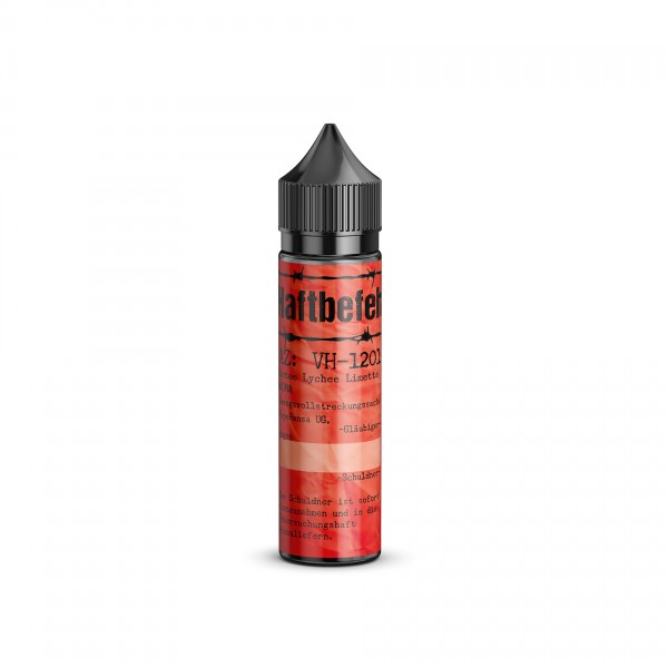 Vapehansa - Haftbefehl! - VH-1201 Eistee Litschi Limette 10ml Aroma