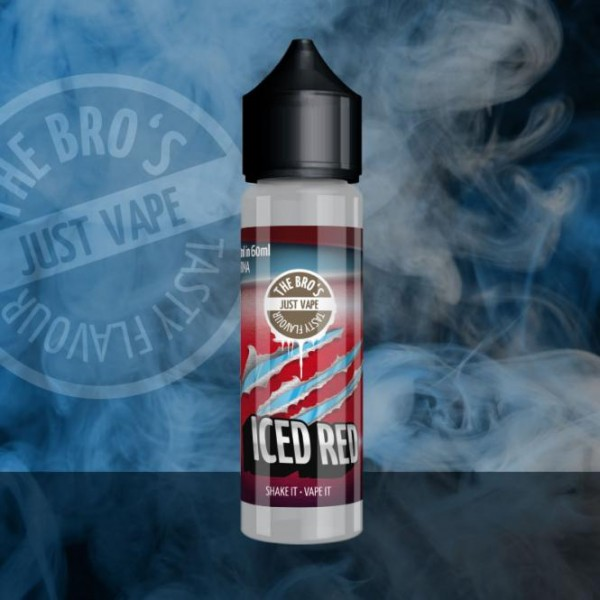 The Bro's - Iced Red 10ml Aroma