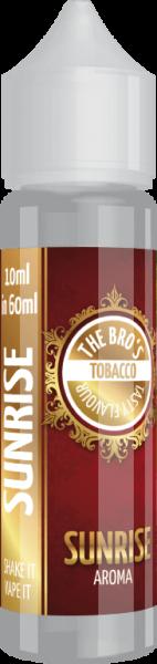 The Bro's - Tobacco Sunrise 10ml Aroma