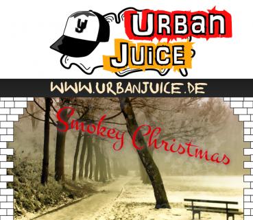 Urban Juice - Smokey Christmas - 10ml Aroma