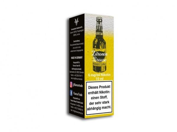 FlavourTrade - Zitronenbrause 10ml Liquid