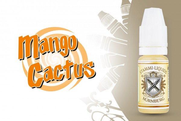 Stammi Liquids - Mango Cactus 10ml Aroma MHD 3/19