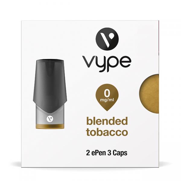Vype - ePen3 Caps vPro Blended Tobacco