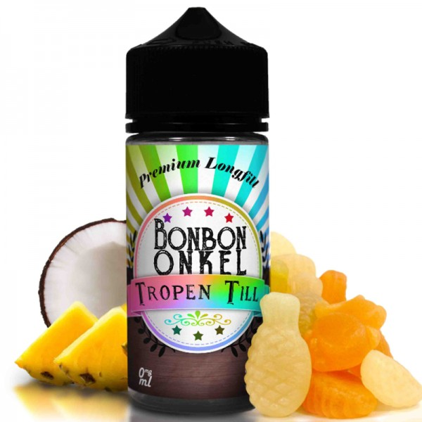 Bonbon Onkel - Tropen Till 20ml Aroma Longfill