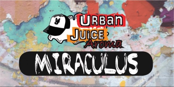 Urban Juice - Miraculus - 10ml Aroma