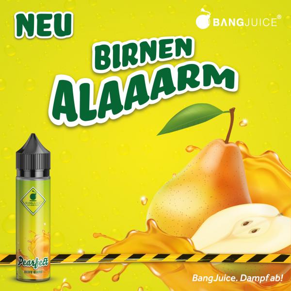 Bang Juice - Pearfect 15ml Aroma Longfill