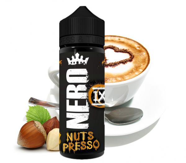 Nero - Nutspresso 20ml Aroma