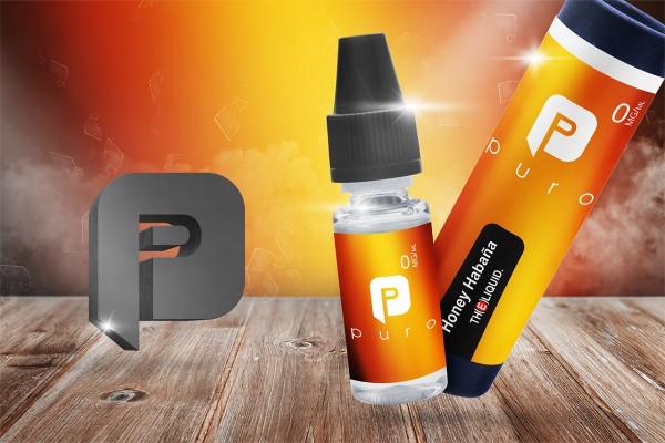Puro Liquid - Honey Habana 10ml Liquid